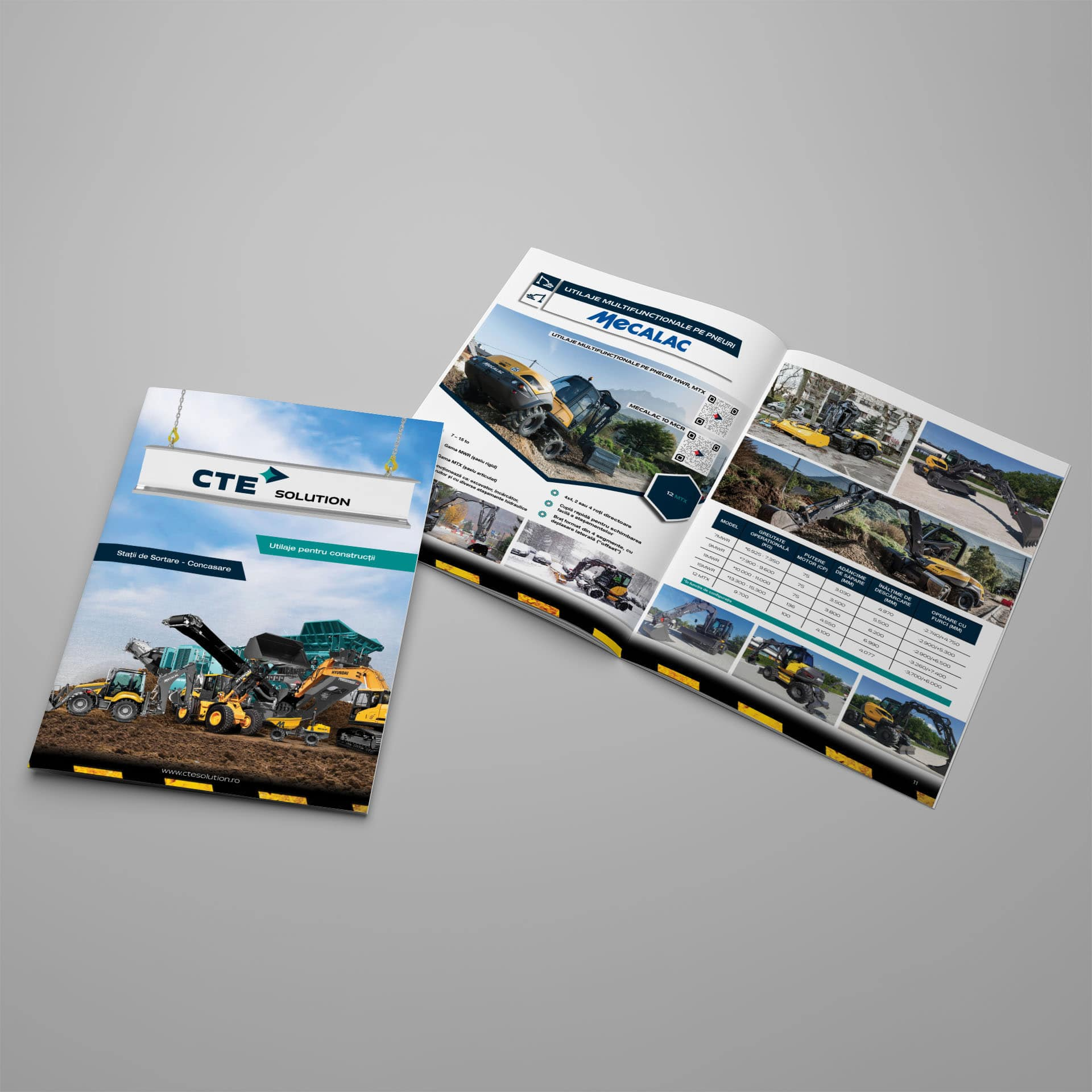 catalog design industrial