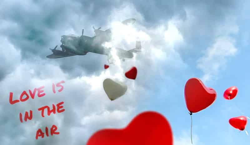 avion-baloane-cer-valentin-s-day